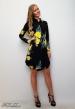 KOLLASTE LILLEDEGA SHIRT DRESS